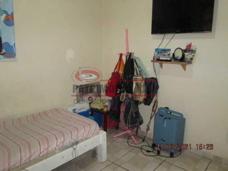 IMG_2386 - Apartamento tipo casa térreo, 2qtos sem condomínio - hidrômetro separado - Penha Circular - PAAP22886 - 20
