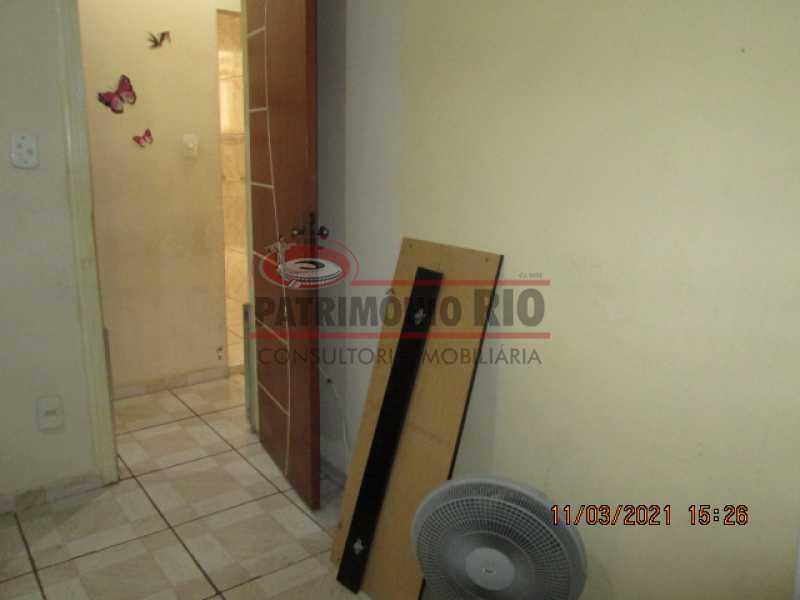 IMG_2387 - Apartamento tipo casa térreo, 2qtos sem condomínio - hidrômetro separado - Penha Circular - PAAP22886 - 21