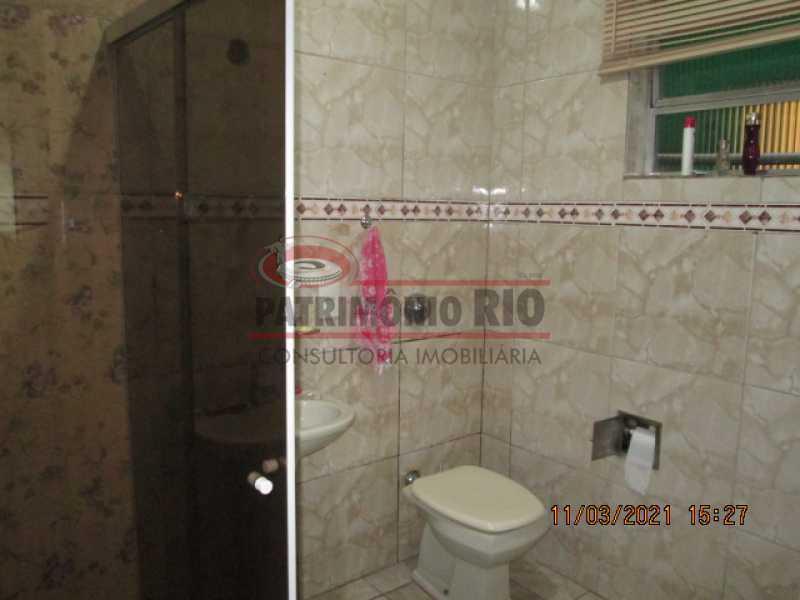 IMG_2390 - Apartamento tipo casa térreo, 2qtos sem condomínio - hidrômetro separado - Penha Circular - PAAP22886 - 12