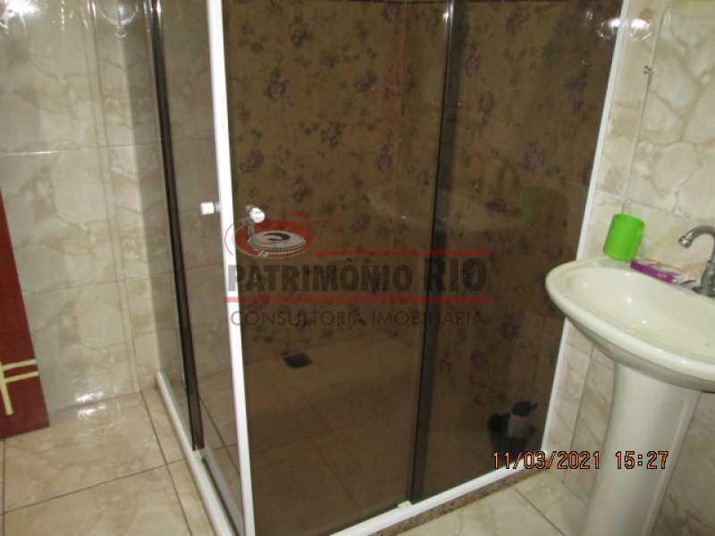 IMG_2391 - Apartamento tipo casa térreo, 2qtos sem condomínio - hidrômetro separado - Penha Circular - PAAP22886 - 13