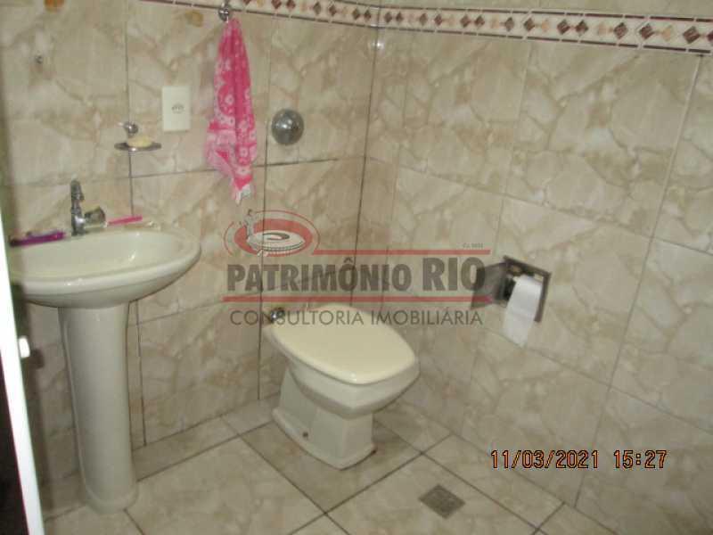 IMG_2392 - Apartamento tipo casa térreo, 2qtos sem condomínio - hidrômetro separado - Penha Circular - PAAP22886 - 14