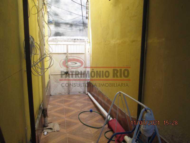 IMG_2393 - Apartamento tipo casa térreo, 2qtos sem condomínio - hidrômetro separado - Penha Circular - PAAP22886 - 22