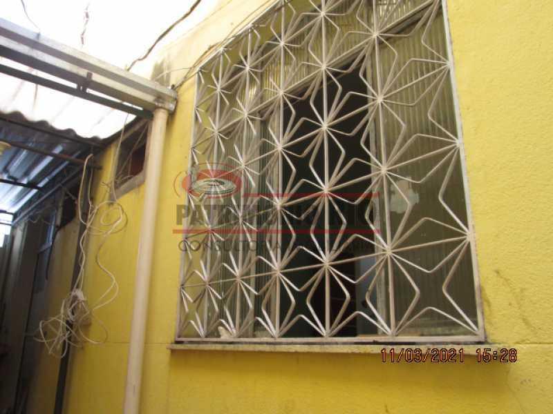 IMG_2395 - Apartamento tipo casa térreo, 2qtos sem condomínio - hidrômetro separado - Penha Circular - PAAP22886 - 1