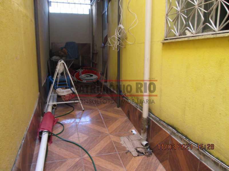 IMG_2396 - Apartamento tipo casa térreo, 2qtos sem condomínio - hidrômetro separado - Penha Circular - PAAP22886 - 24