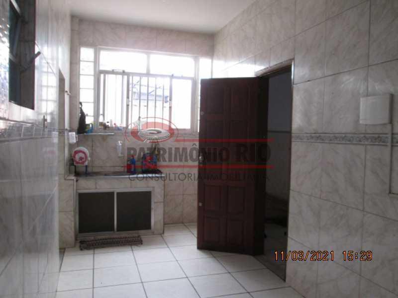 IMG_2398 - Apartamento tipo casa térreo, 2qtos sem condomínio - hidrômetro separado - Penha Circular - PAAP22886 - 26