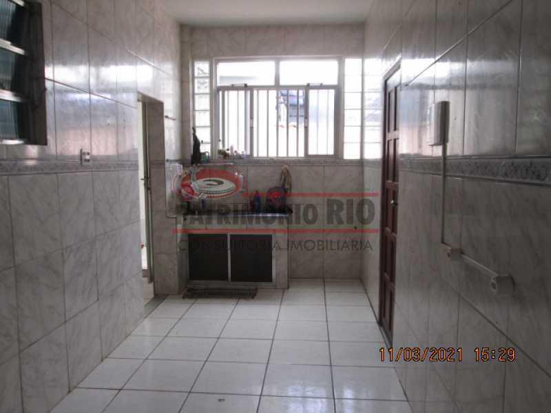 IMG_2399 - Apartamento tipo casa térreo, 2qtos sem condomínio - hidrômetro separado - Penha Circular - PAAP22886 - 27
