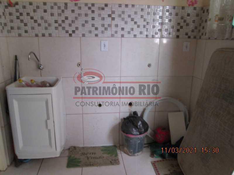 IMG_2400 - Apartamento tipo casa térreo, 2qtos sem condomínio - hidrômetro separado - Penha Circular - PAAP22886 - 28