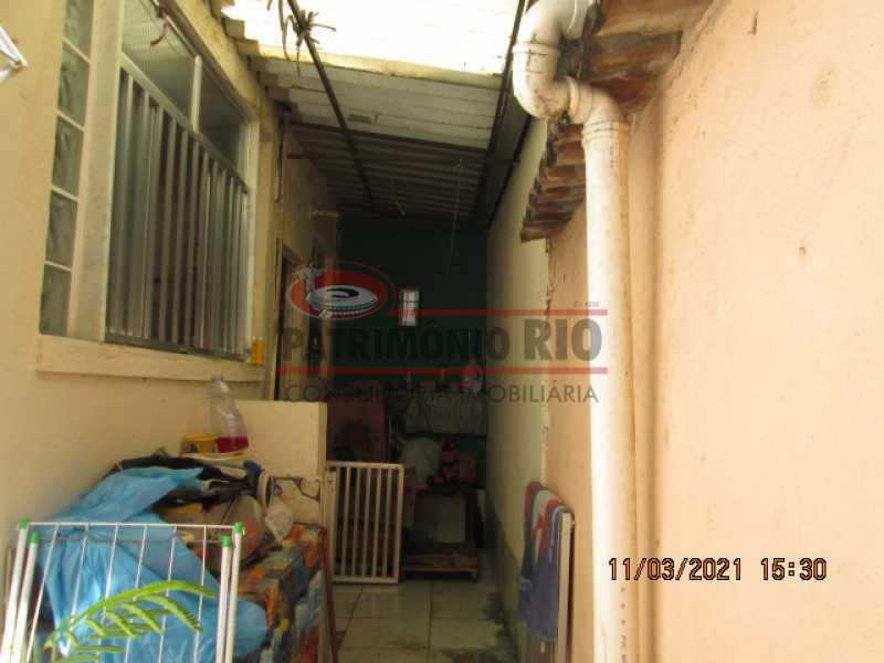 IMG_2403 - Apartamento tipo casa térreo, 2qtos sem condomínio - hidrômetro separado - Penha Circular - PAAP22886 - 30