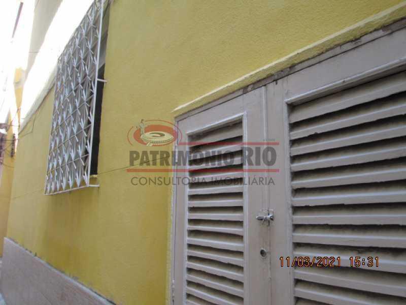 IMG_2404 - Apartamento tipo casa térreo, 2qtos sem condomínio - hidrômetro separado - Penha Circular - PAAP22886 - 3