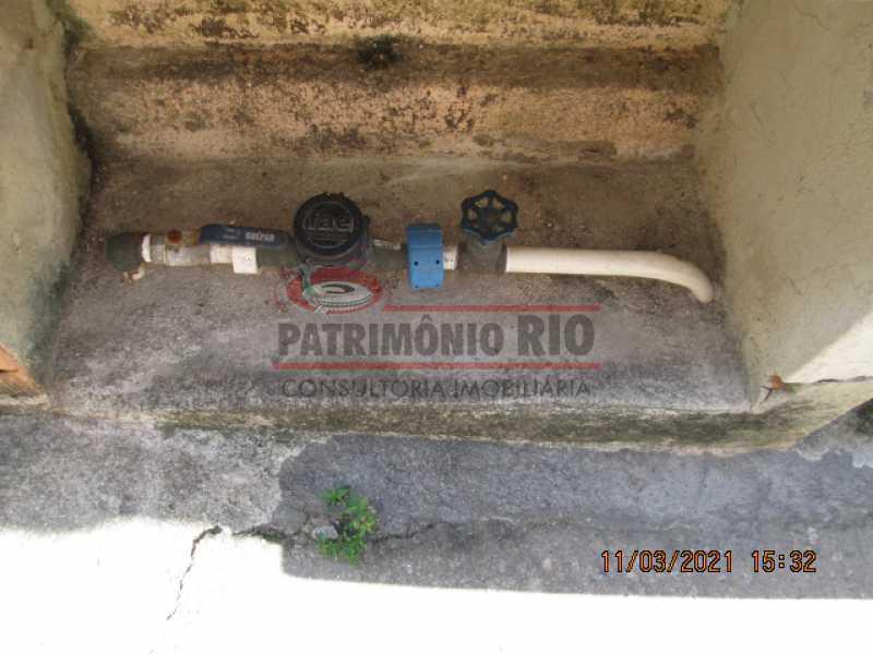 IMG_2405 - Apartamento tipo casa térreo, 2qtos sem condomínio - hidrômetro separado - Penha Circular - PAAP22886 - 31