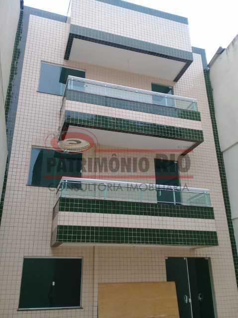 20. - Excelente apartamento de sala 1qto com vaga - PAAP10348 - 14