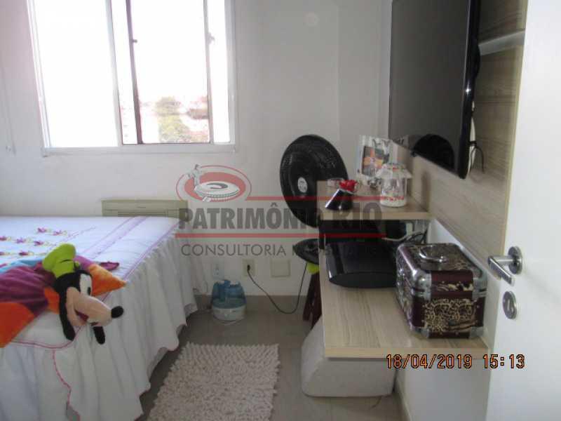 IMG_8180 - Apartamento semi luxo 3qtos - Condomínio Rossi Ideal Vila Cordovil - PAAP30755 - 11