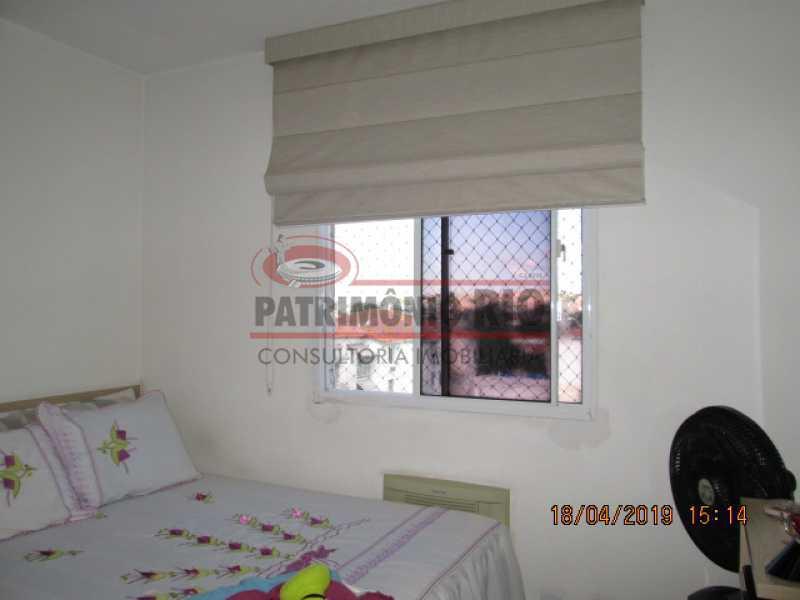 IMG_8181 - Apartamento semi luxo 3qtos - Condomínio Rossi Ideal Vila Cordovil - PAAP30755 - 12