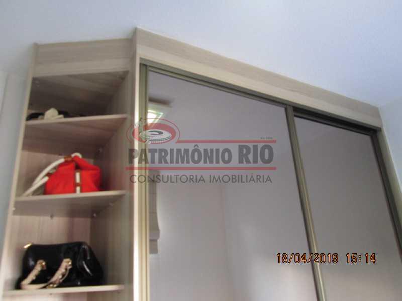 IMG_8183 - Apartamento semi luxo 3qtos - Condomínio Rossi Ideal Vila Cordovil - PAAP30755 - 13