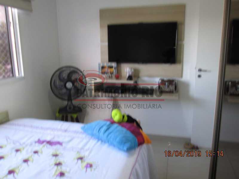 IMG_8184 - Apartamento semi luxo 3qtos - Condomínio Rossi Ideal Vila Cordovil - PAAP30755 - 14
