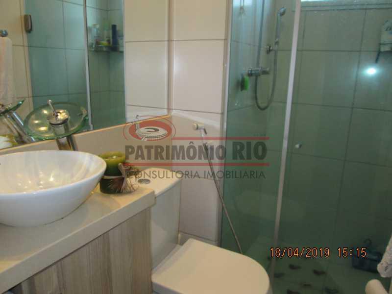 IMG_8185 - Apartamento semi luxo 3qtos - Condomínio Rossi Ideal Vila Cordovil - PAAP30755 - 15