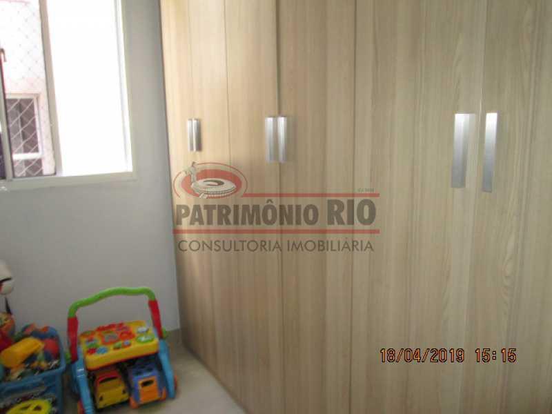 IMG_8189 - Apartamento semi luxo 3qtos - Condomínio Rossi Ideal Vila Cordovil - PAAP30755 - 18