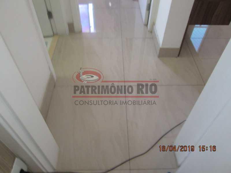 IMG_8194 - Apartamento semi luxo 3qtos - Condomínio Rossi Ideal Vila Cordovil - PAAP30755 - 20
