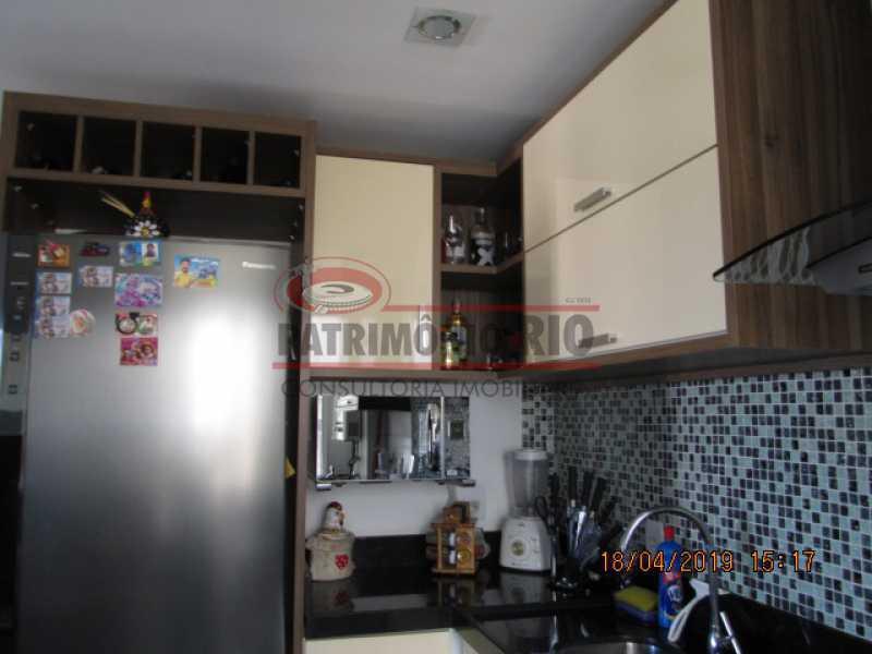 IMG_8199 - Apartamento semi luxo 3qtos - Condomínio Rossi Ideal Vila Cordovil - PAAP30755 - 27