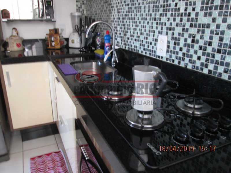 IMG_8200 - Apartamento semi luxo 3qtos - Condomínio Rossi Ideal Vila Cordovil - PAAP30755 - 28