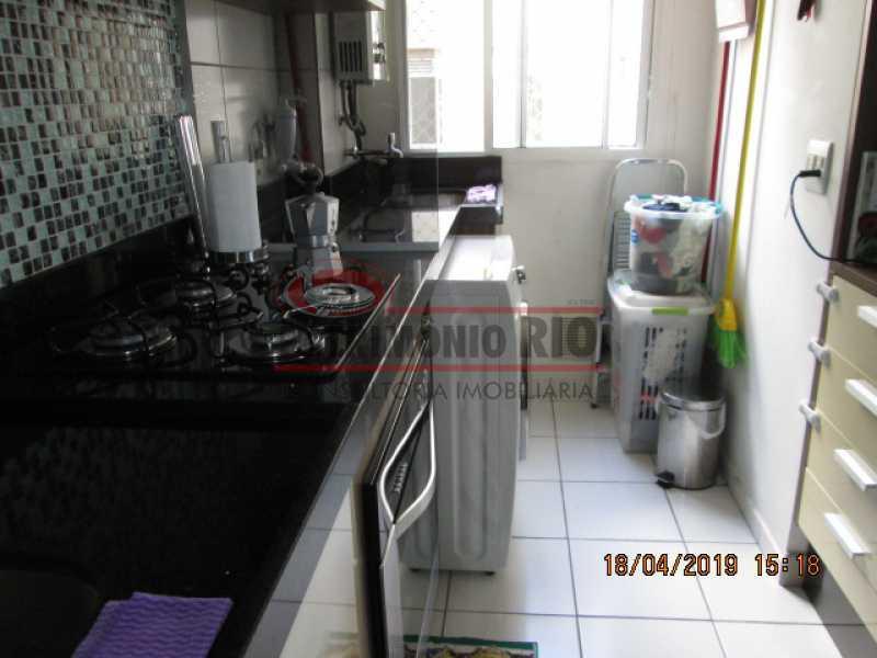 IMG_8202 - Apartamento semi luxo 3qtos - Condomínio Rossi Ideal Vila Cordovil - PAAP30755 - 30