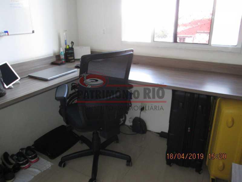IMG_8207 - Apartamento semi luxo 3qtos - Condomínio Rossi Ideal Vila Cordovil - PAAP30755 - 25
