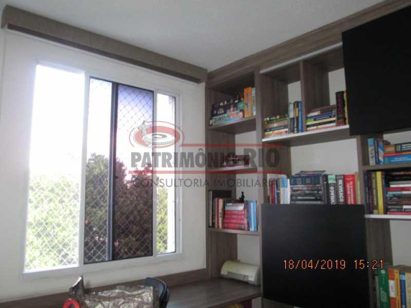 IMG_8210 - Apartamento semi luxo 3qtos - Condomínio Rossi Ideal Vila Cordovil - PAAP30755 - 24