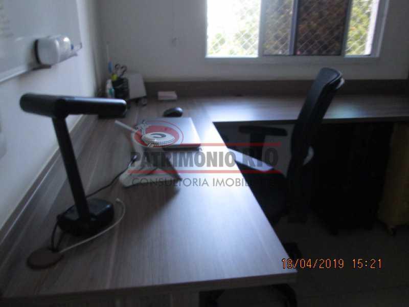 IMG_8211 - Apartamento semi luxo 3qtos - Condomínio Rossi Ideal Vila Cordovil - PAAP30755 - 23