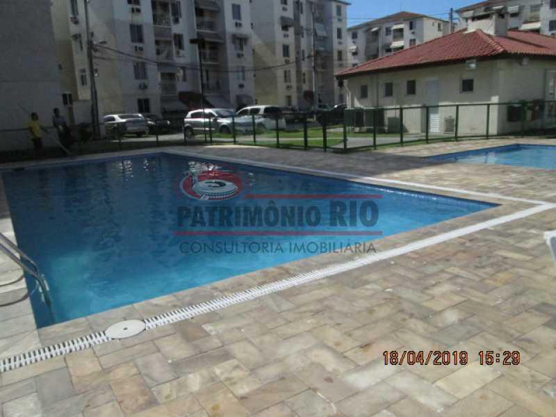 IMG_8218 - Apartamento semi luxo 3qtos - Condomínio Rossi Ideal Vila Cordovil - PAAP30755 - 4
