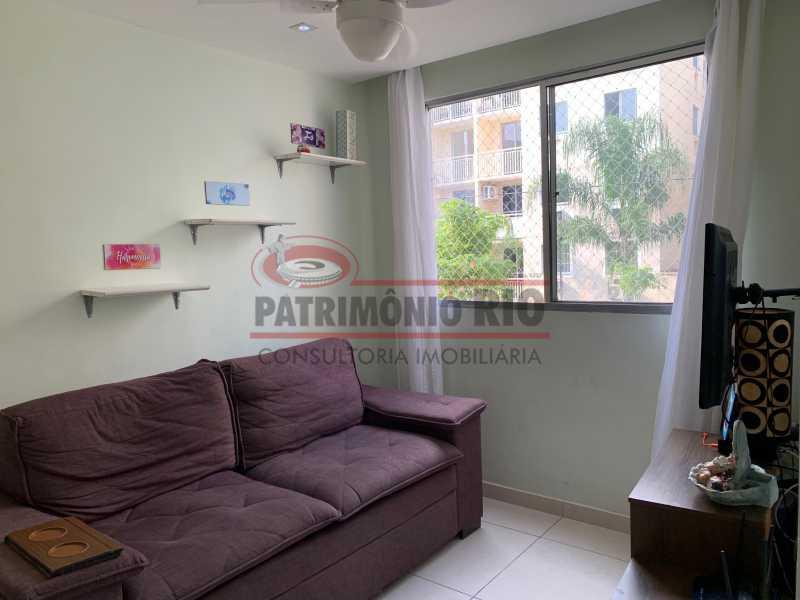 IMG-8354 - Pavuna - Apartamento - 2quartos - vaga - PAAP22898 - 1