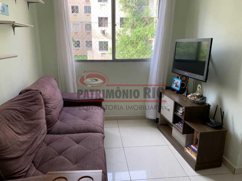 IMG-8356 - Pavuna - Apartamento - 2quartos - vaga - PAAP22898 - 6