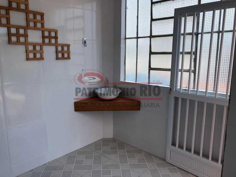 j6 - Apartamento 2 quartos à venda Jardim América, Rio de Janeiro - R$ 200.000 - PAAP22905 - 21