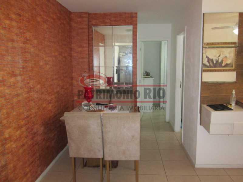 02 - Ótimo Apartamento 2quartos Condomínio Vila da Penha - PAAP22910 - 3