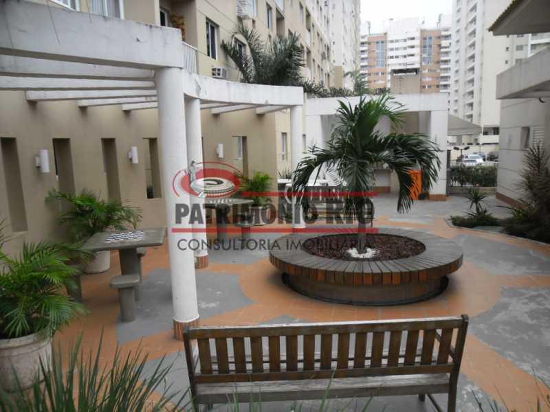 18 - Ótimo Apartamento 2quartos Condomínio Vila da Penha - PAAP22910 - 19