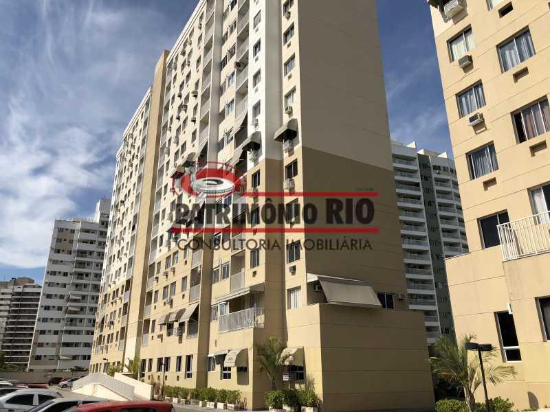 7766_G1548192262 - Ótimo Apartamento 2quartos Condomínio Vila da Penha - PAAP22910 - 30