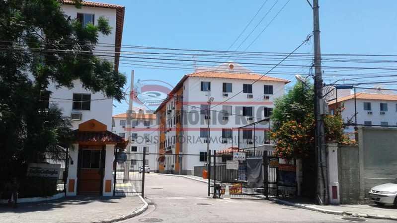 Euniceia - Apartamento 2quartos vaga Metro Colégio - PAAP22921 - 1