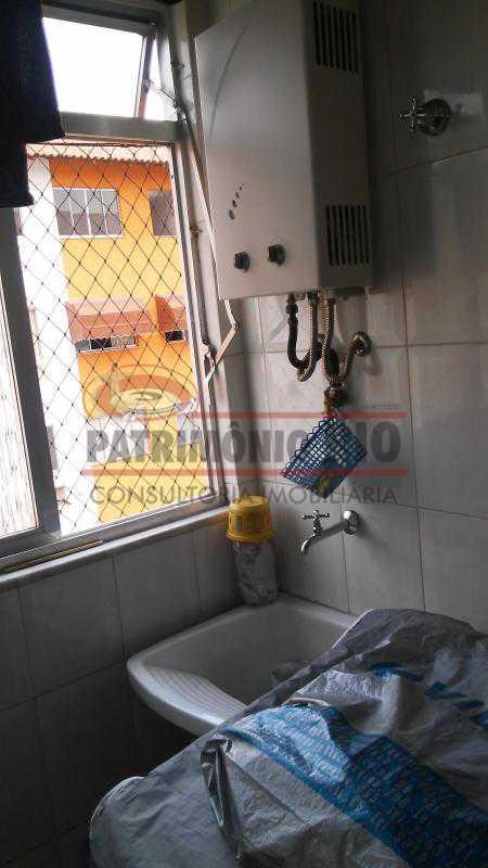 12 - Apartamento 2quartos vaga Metro Colégio - PAAP22921 - 13