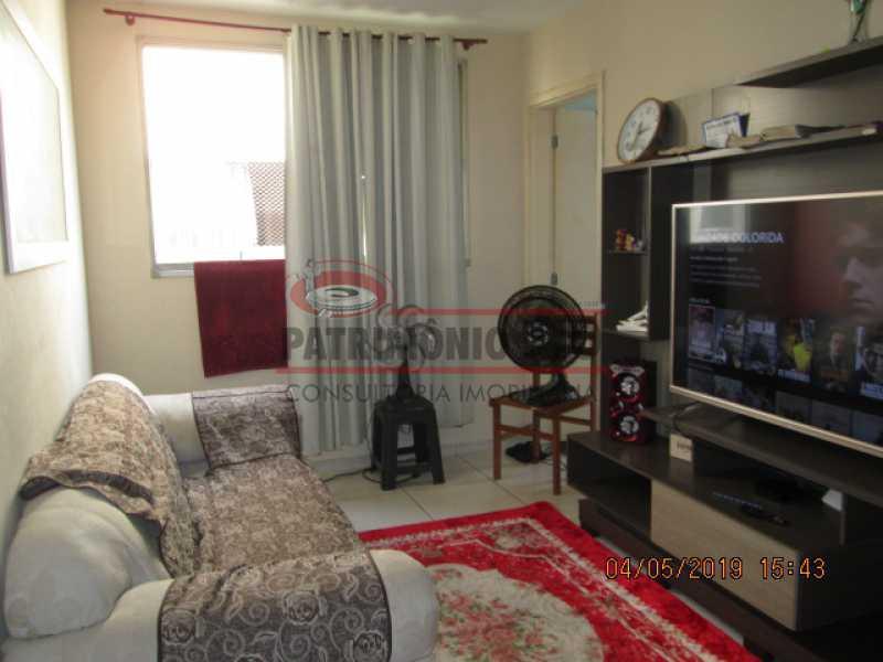 IMG_8333 - Apartamento 3quartos - Jardim América - America Life - PAAP30764 - 6