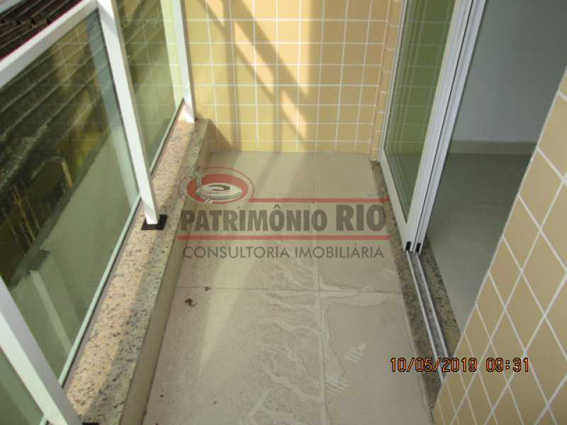 IMG_8394 - Apartamento Semi - Luxo Primeira Locação, 2quartos, vaga de garagem Vila da Penha - PAAP22935 - 5