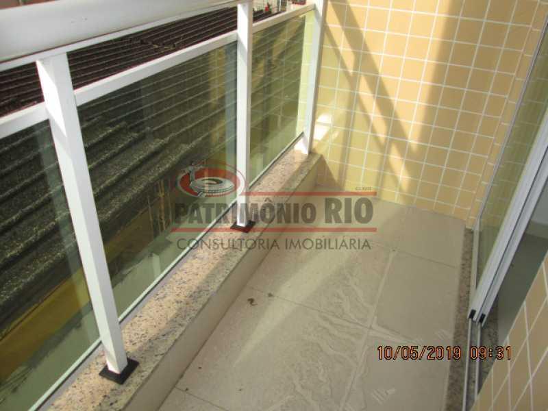 IMG_8395 - Apartamento Semi - Luxo Primeira Locação, 2quartos, vaga de garagem Vila da Penha - PAAP22935 - 6