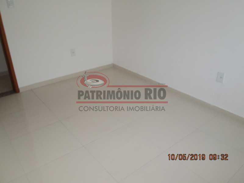 IMG_8400 - Apartamento Semi - Luxo Primeira Locação, 2quartos, vaga de garagem Vila da Penha - PAAP22935 - 11