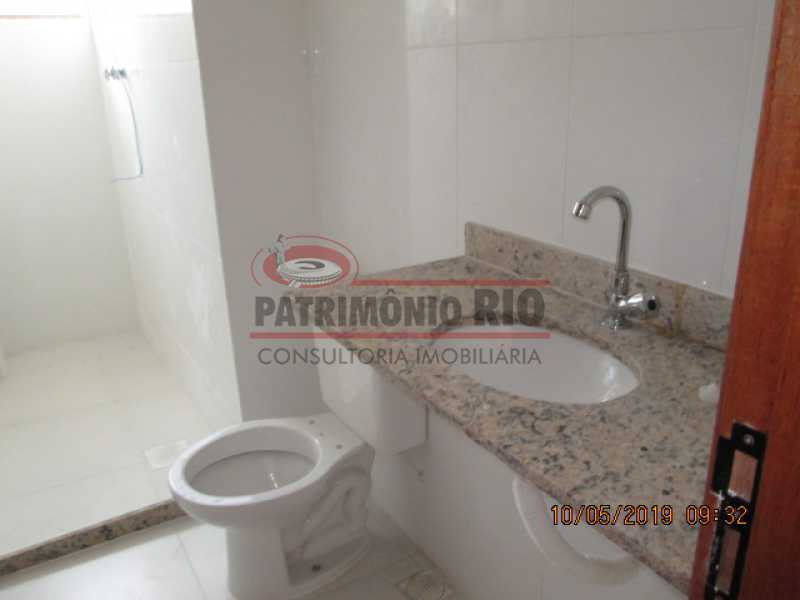 IMG_8402 - Apartamento Semi - Luxo Primeira Locação, 2quartos, vaga de garagem Vila da Penha - PAAP22935 - 13