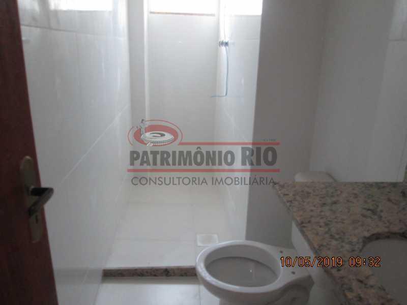 IMG_8403 - Apartamento Semi - Luxo Primeira Locação, 2quartos, vaga de garagem Vila da Penha - PAAP22935 - 14