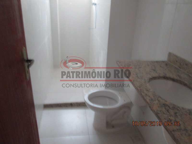 IMG_8405 - Apartamento Semi - Luxo Primeira Locação, 2quartos, vaga de garagem Vila da Penha - PAAP22935 - 15