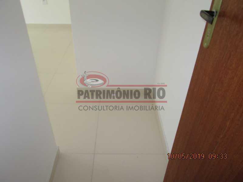 IMG_8406 - Apartamento Semi - Luxo Primeira Locação, 2quartos, vaga de garagem Vila da Penha - PAAP22935 - 16