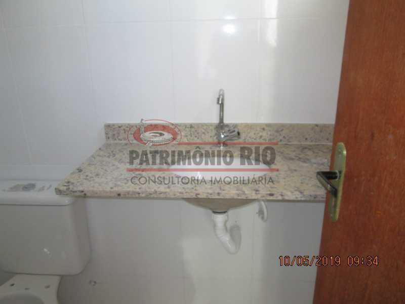 IMG_8410 - Apartamento Semi - Luxo Primeira Locação, 2quartos, vaga de garagem Vila da Penha - PAAP22935 - 20