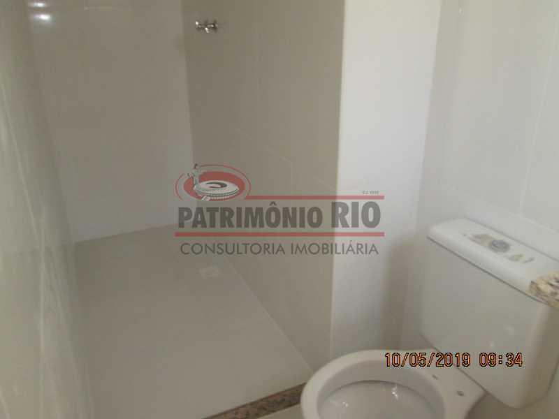 IMG_8411 - Apartamento Semi - Luxo Primeira Locação, 2quartos, vaga de garagem Vila da Penha - PAAP22935 - 21