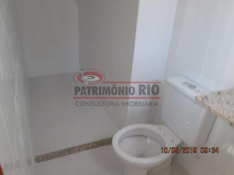 IMG_8412 - Apartamento Semi - Luxo Primeira Locação, 2quartos, vaga de garagem Vila da Penha - PAAP22935 - 22