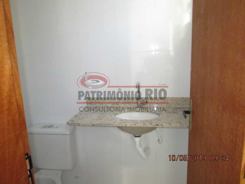 IMG_8413 - Apartamento Semi - Luxo Primeira Locação, 2quartos, vaga de garagem Vila da Penha - PAAP22935 - 23