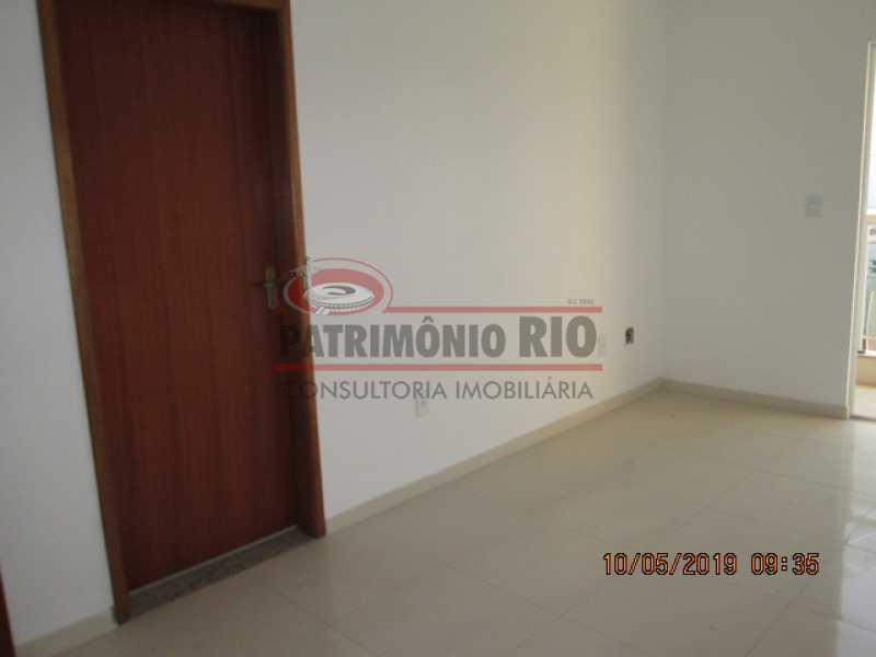 IMG_8414 - Apartamento Semi - Luxo Primeira Locação, 2quartos, vaga de garagem Vila da Penha - PAAP22935 - 24